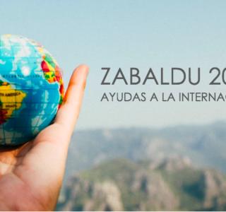 Zabaldu Ayuda Subvención Internacionalización